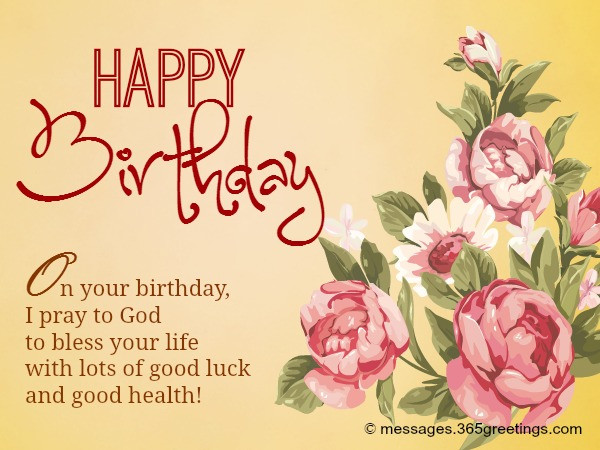 Best ideas about Good Birthday Wishes . Save or Pin Birthday Wishes For Lover Messages Greetings and Wishes Now.