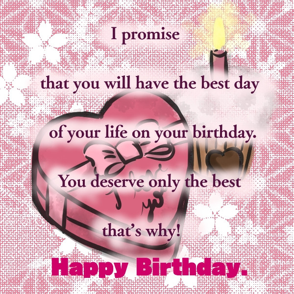 Best ideas about Good Birthday Wishes . Save or Pin The 100 Happy Birthday Wishes Now.