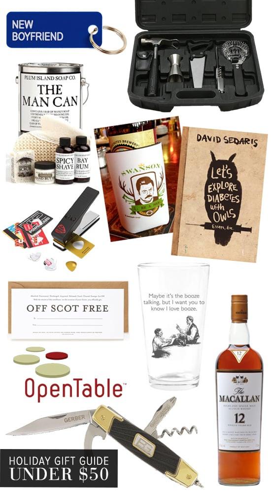 Best ideas about Good Gift Ideas For Boyfriend . Save or Pin Gift Ideas For New Boyfriends Now.