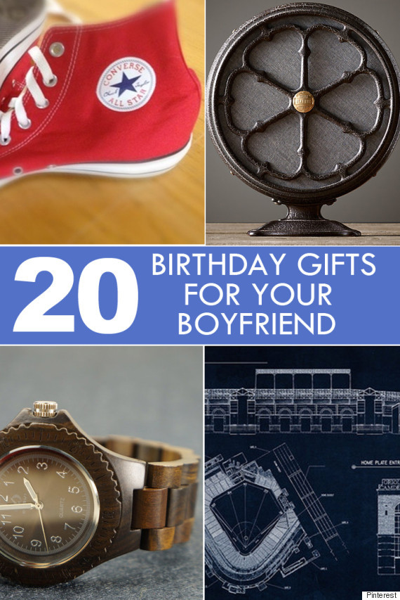 Best ideas about Good Gift Ideas For Boyfriend . Save or Pin Birthday Gifts For Boyfriend What To Get Him His Day Now.