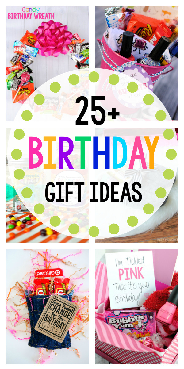 Best ideas about Good Gift Ideas For Friends . Save or Pin 25 Fun Birthday Gifts Ideas for Friends Crazy Little Now.