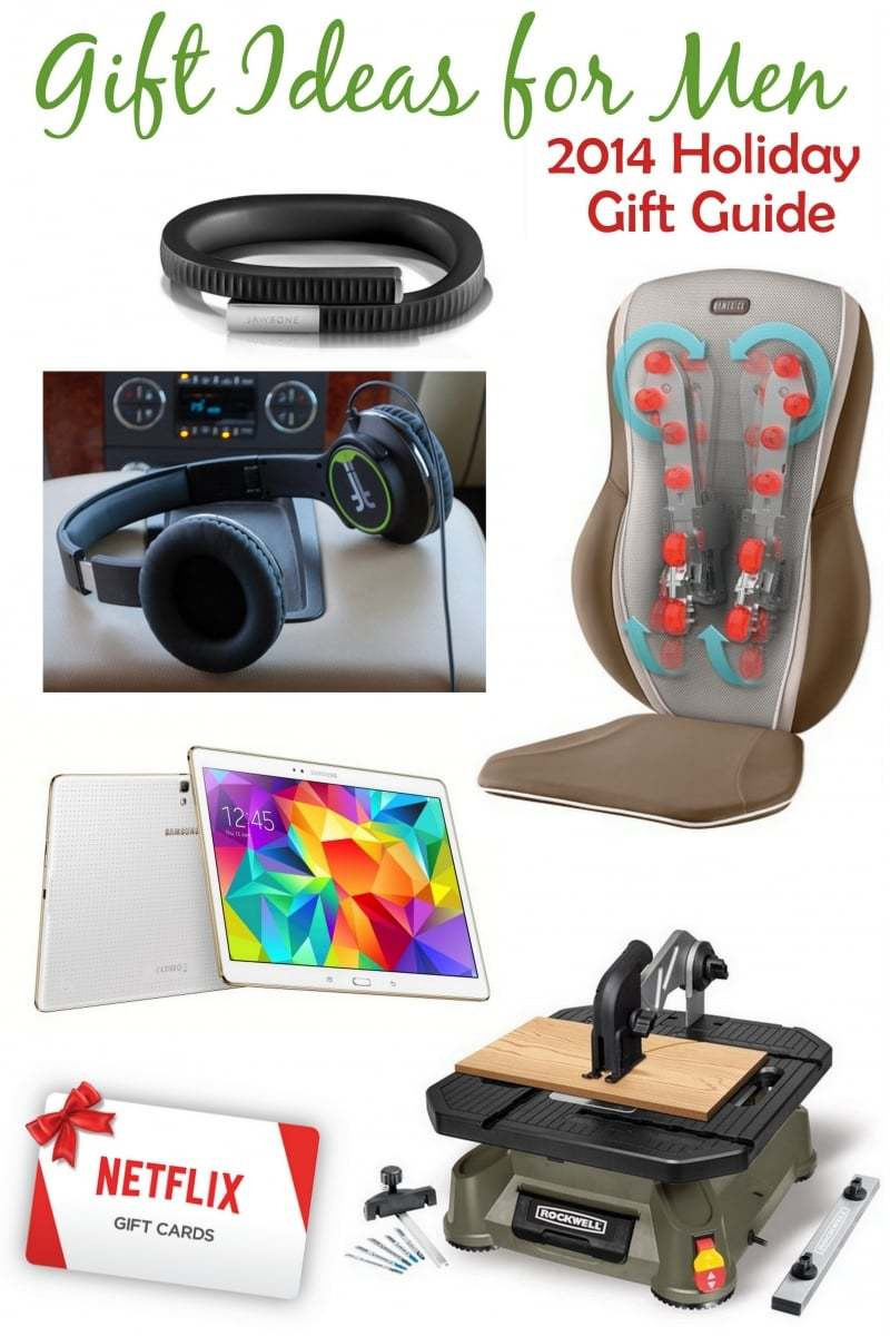 Best ideas about Good Gift Ideas For Men . Save or Pin Great Gift Ideas for Men 2014 Gift Guide A Mom s Take Now.
