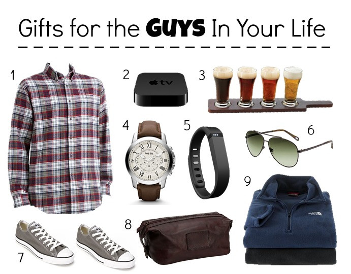 Best ideas about Good Gift Ideas For Men . Save or Pin All In Good Twine Blog Archive Gift Ideas For The Guys Now.
