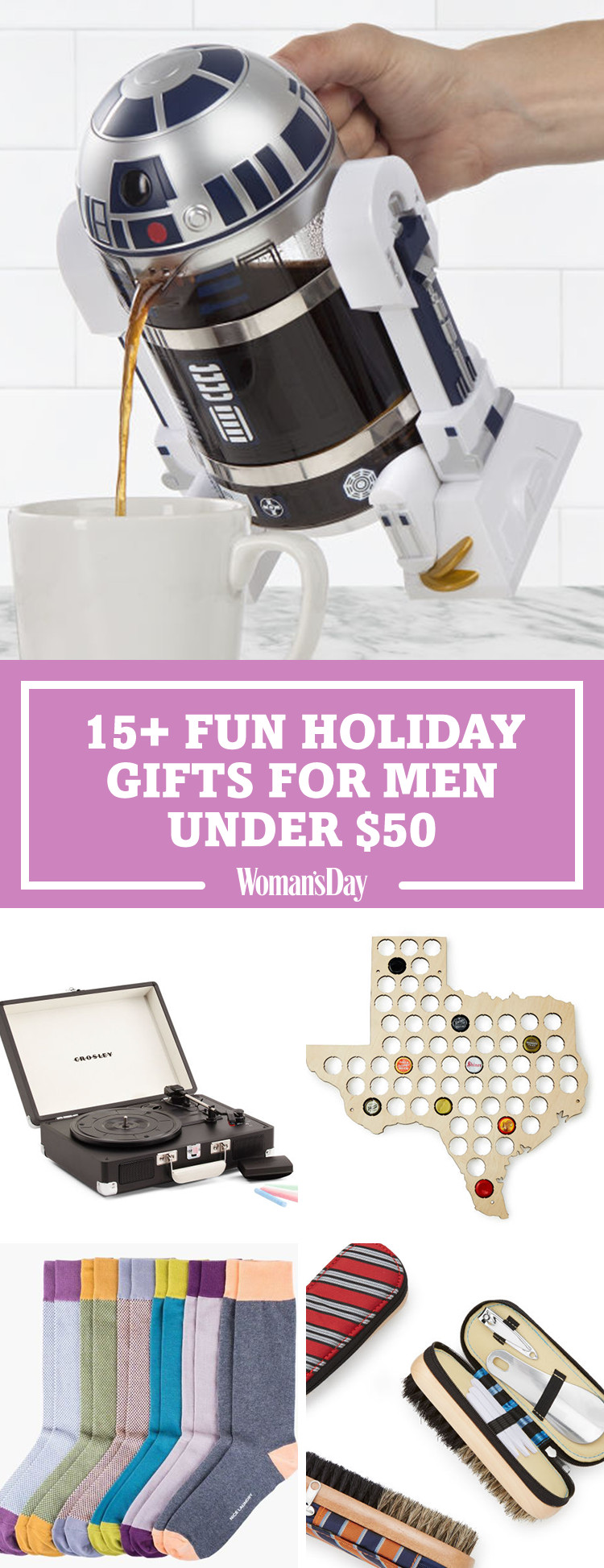 Best ideas about Good Gift Ideas For Men . Save or Pin 20 Best Christmas Gifts for Men Great Gift Ideas for Now.