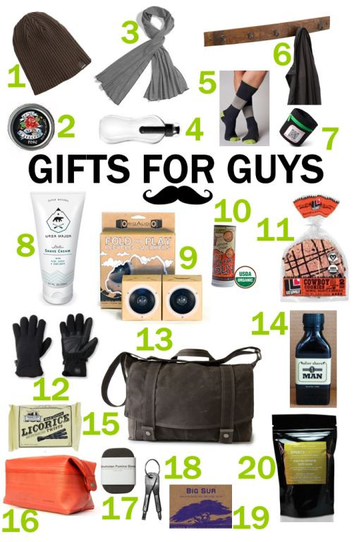 Best ideas about Good Gift Ideas For Men . Save or Pin 59 best Gift Ideas For Men images on Pinterest Now.
