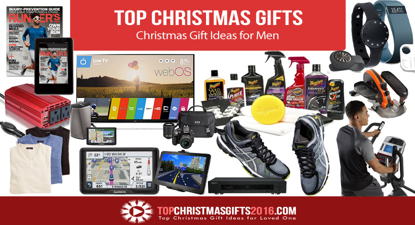 Best ideas about Good Gift Ideas For Men . Save or Pin Best Christmas Gift Ideas for Men 2017 Top Christmas Now.