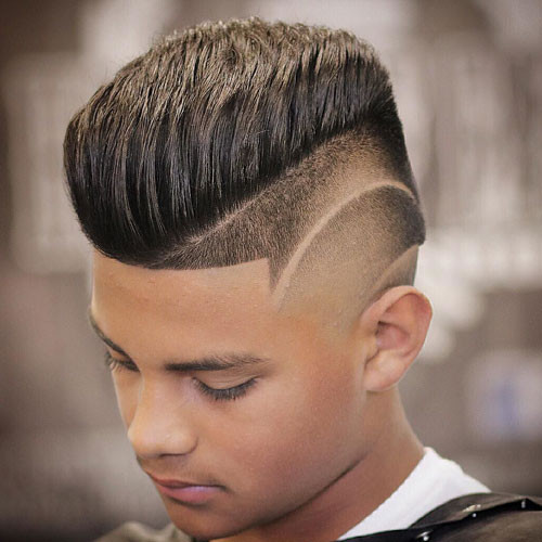Best ideas about Good Hairstyles For Boys . Save or Pin 27 Short Sides Long Top Haircuts 2019 Now.