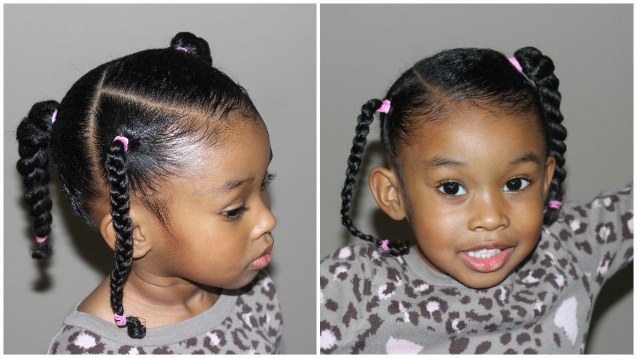 Best ideas about Good Hairstyles For Kids . Save or Pin Easy Hairstyle for Kids Now.