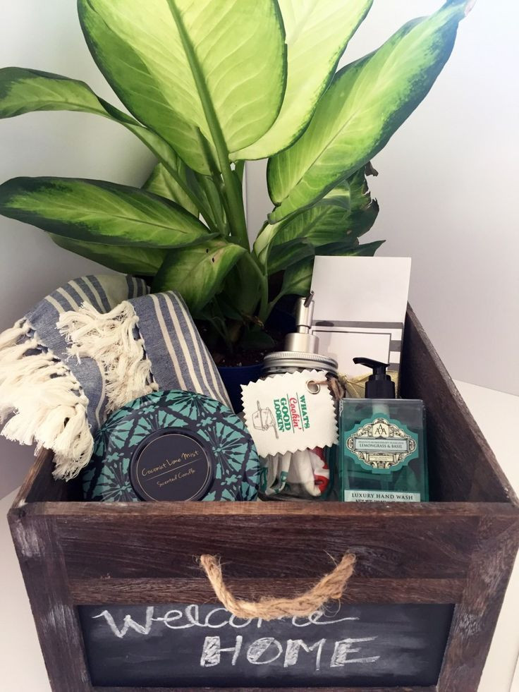 Best ideas about Good Housewarming Gift Ideas . Save or Pin 25 best ideas about Housewarming t baskets on Now.