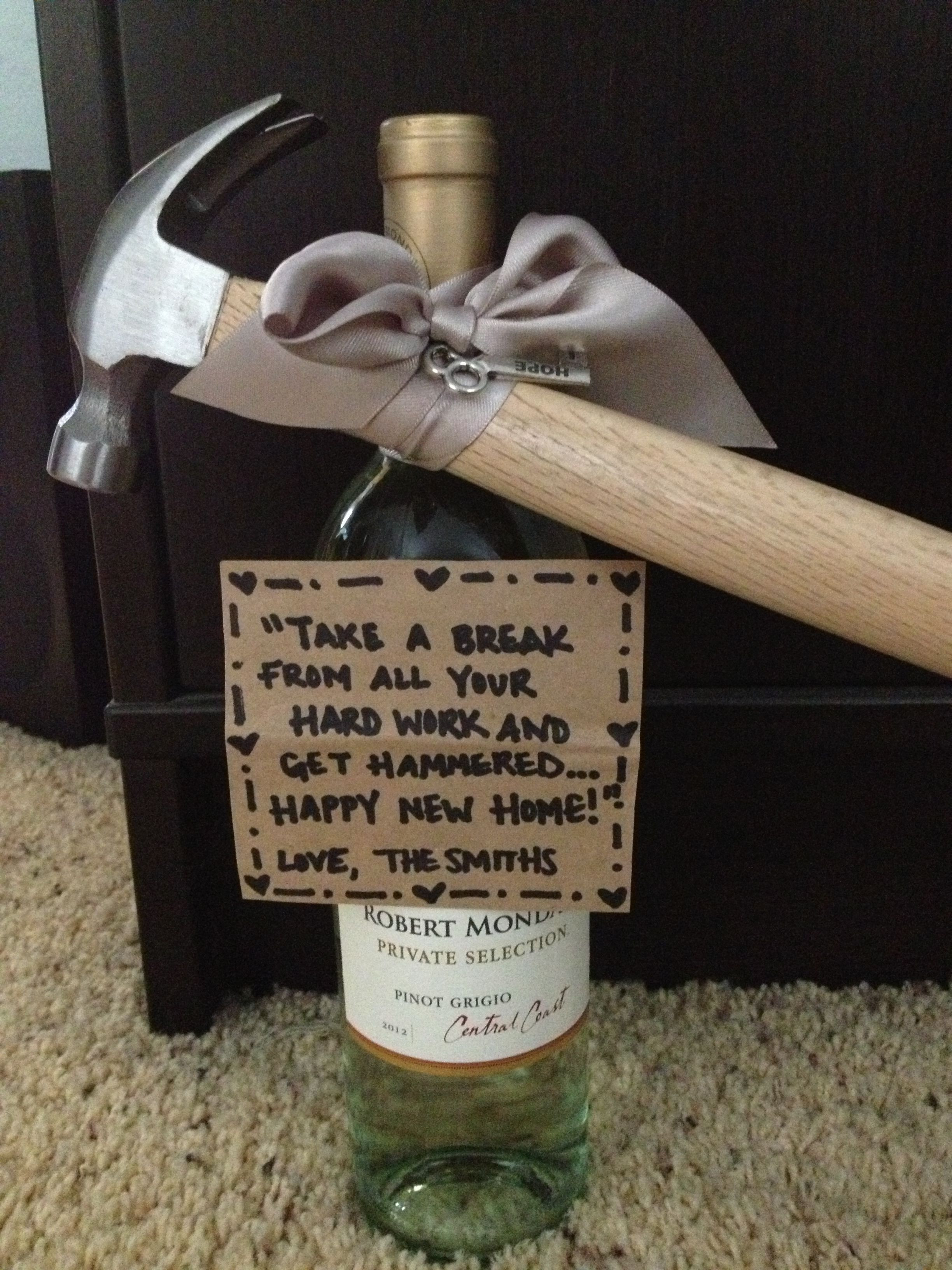 Best ideas about Good Housewarming Gift Ideas . Save or Pin Cute housewarming t Future House Now.