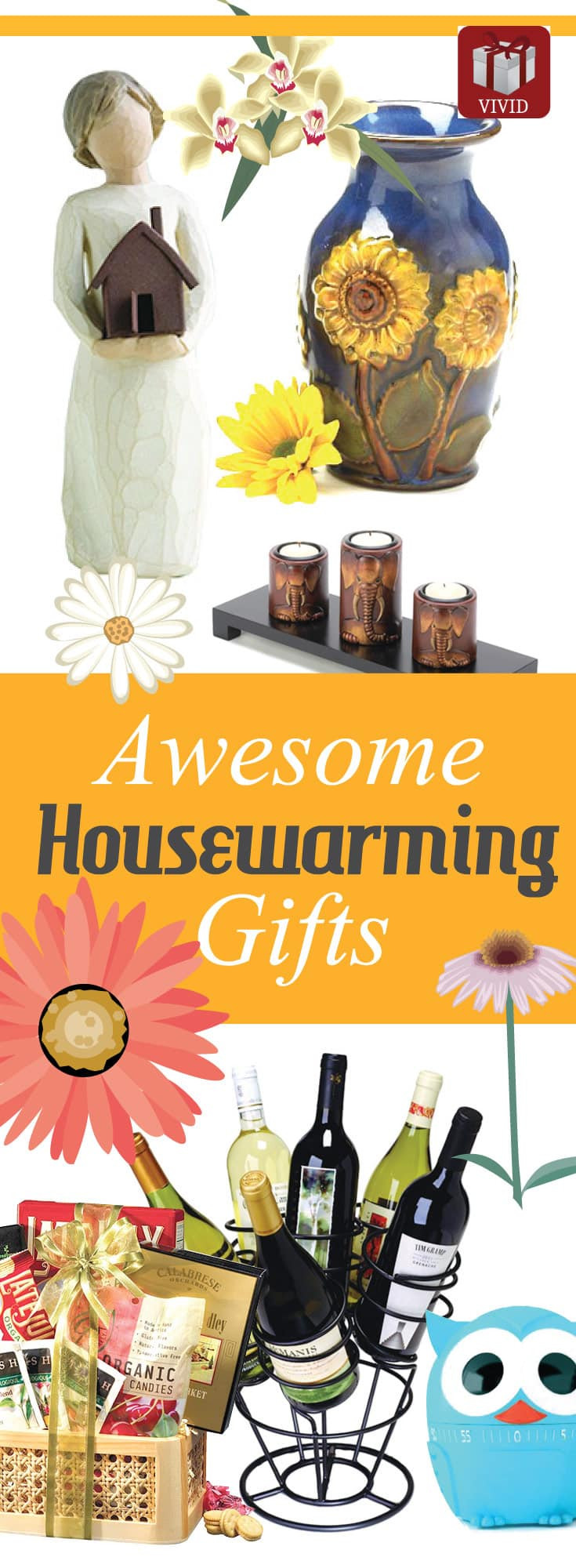 Best ideas about Good Housewarming Gift Ideas . Save or Pin Inexpensive Housewarming Gifts under $25 Vivid s Now.