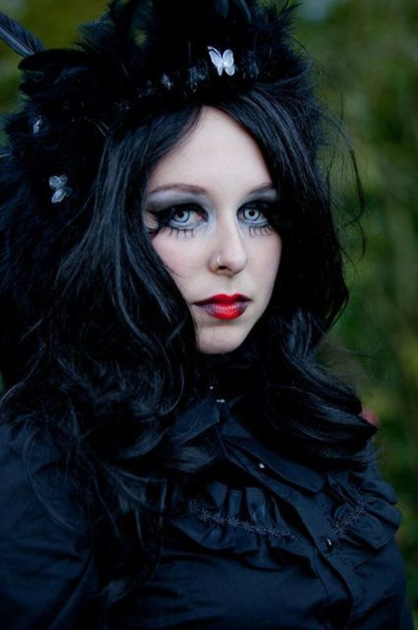 Best ideas about Goth Hairstyles For Girls . Save or Pin Romantic goth girls Gothic Hairstyles For Girls 6 Now.