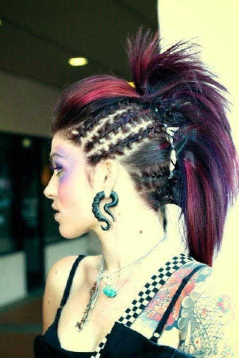 Best ideas about Goth Hairstyles For Girls . Save or Pin Gothic hairstyles The HairCut Web Now.