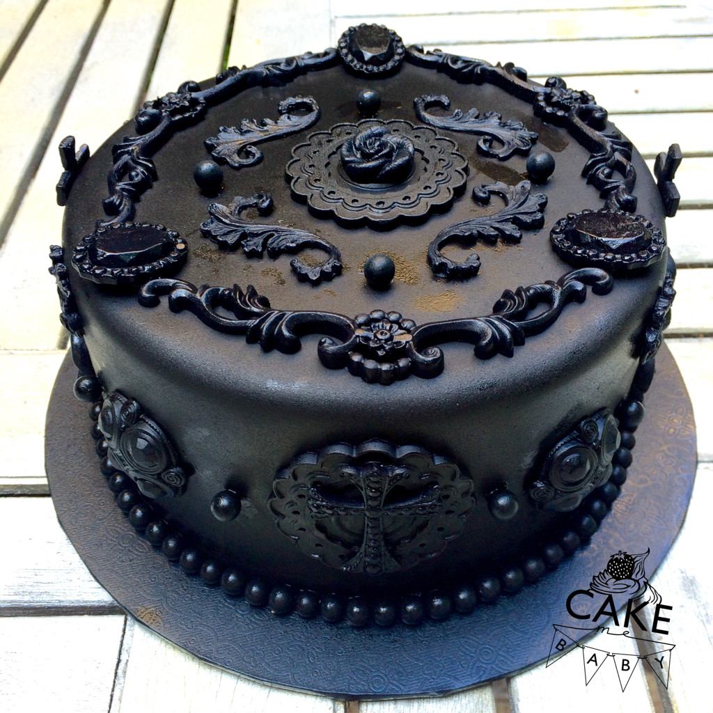 Best ideas about Gothic Birthday Cake . Save or Pin gothic happy birthday Google Search Now.