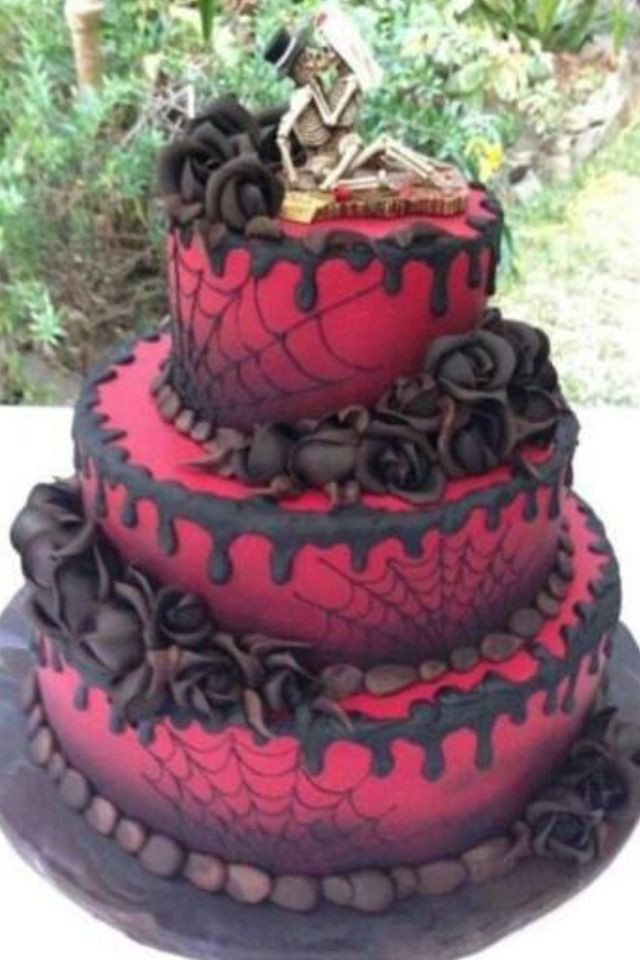 Best ideas about Gothic Birthday Cake . Save or Pin Gothic cake Cake ideas Pinterest Now.