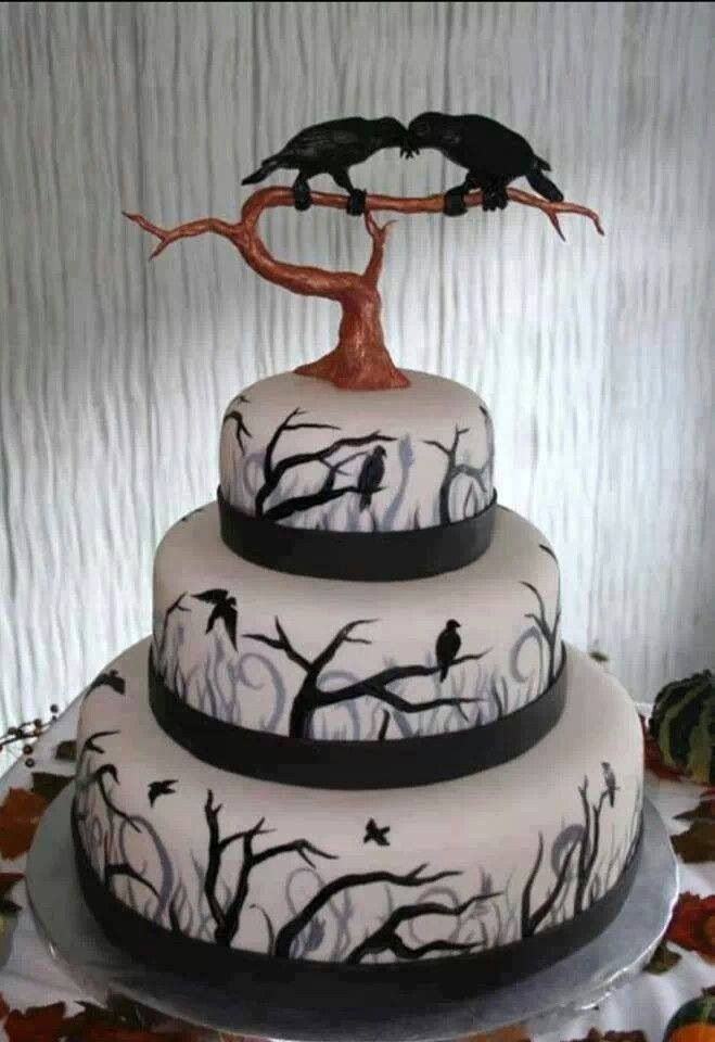 Best ideas about Gothic Birthday Cake . Save or Pin 25 Best Ideas about Gothic Birthday Cakes on Pinterest Now.
