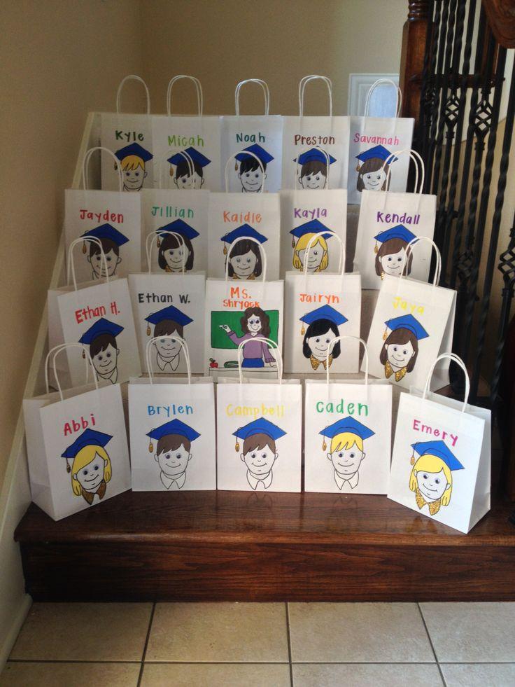 Best ideas about Graduation Gift Bag Ideas . Save or Pin Best 25 Kindergarten Graduation ideas on Pinterest Now.