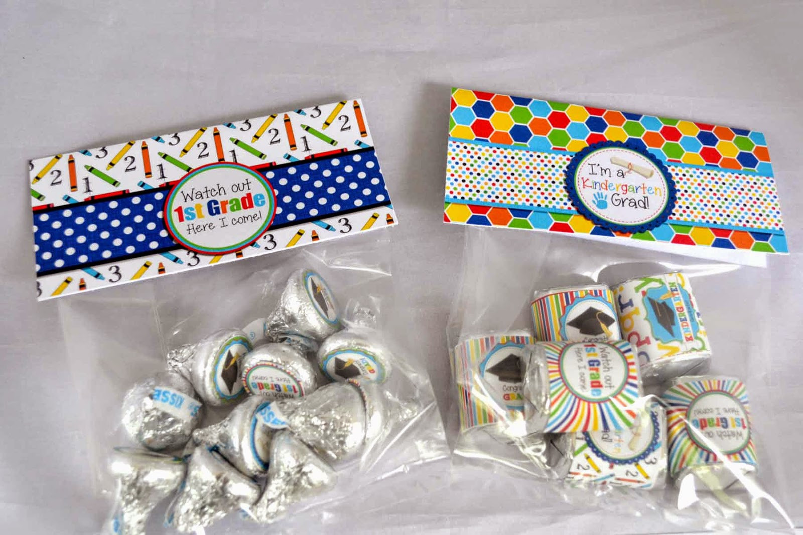 Best ideas about Graduation Gift Bag Ideas . Save or Pin Kindergarten Graduation Party Printables and a Freebie Now.