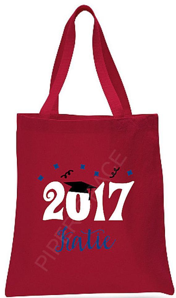 Best ideas about Graduation Gift Bag Ideas . Save or Pin Graduation Tote Bag Graduation Gift Ideas Graduation Gift Now.