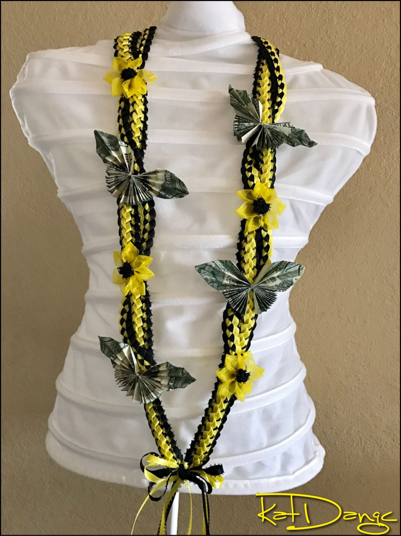 Best ideas about Graduation Leis DIY . Save or Pin Pin by Kat Dangc on graduation leis Now.