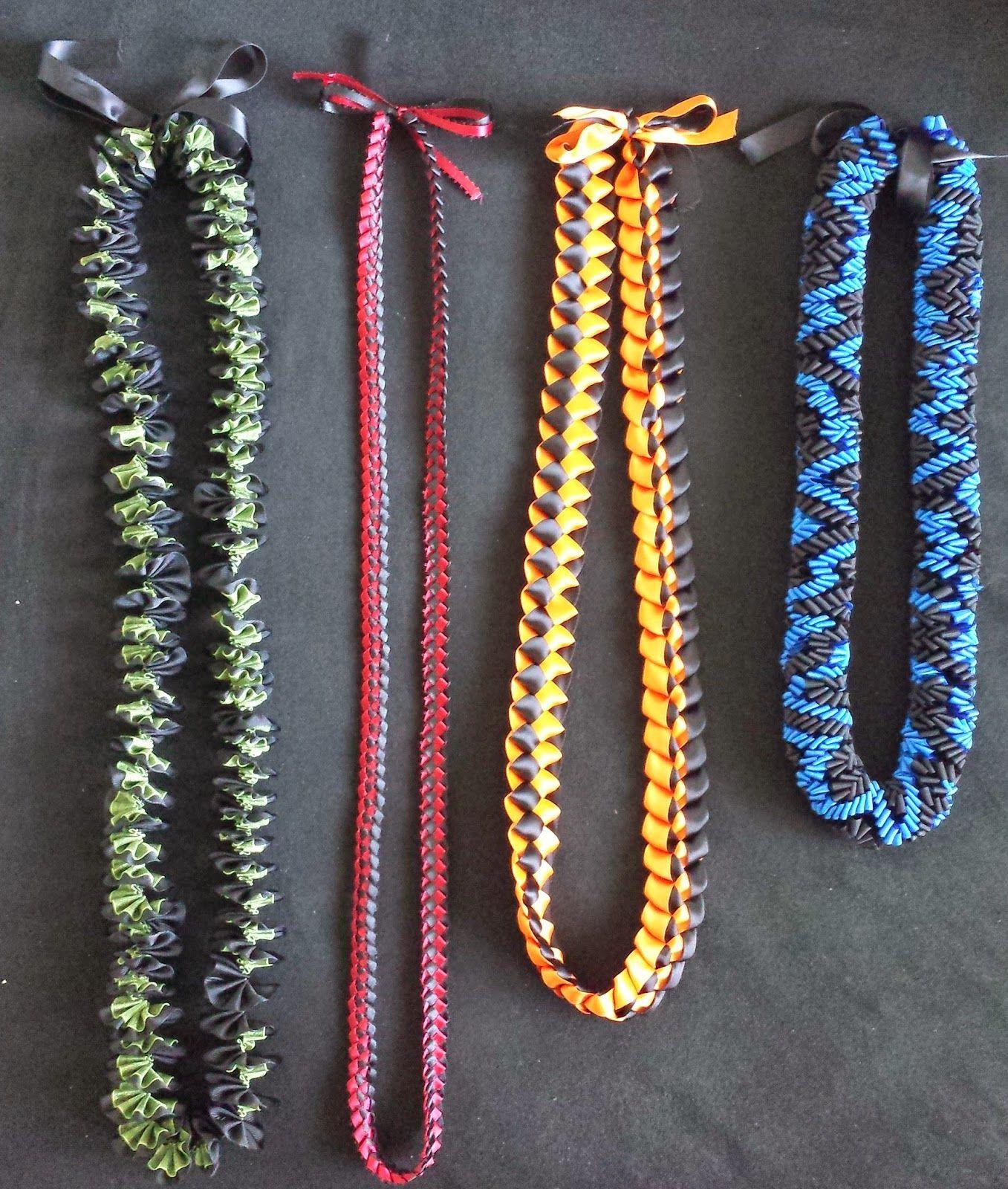Best ideas about Graduation Leis DIY . Save or Pin DIY Grad Ribbon Leis DIY & Crafts Now.
