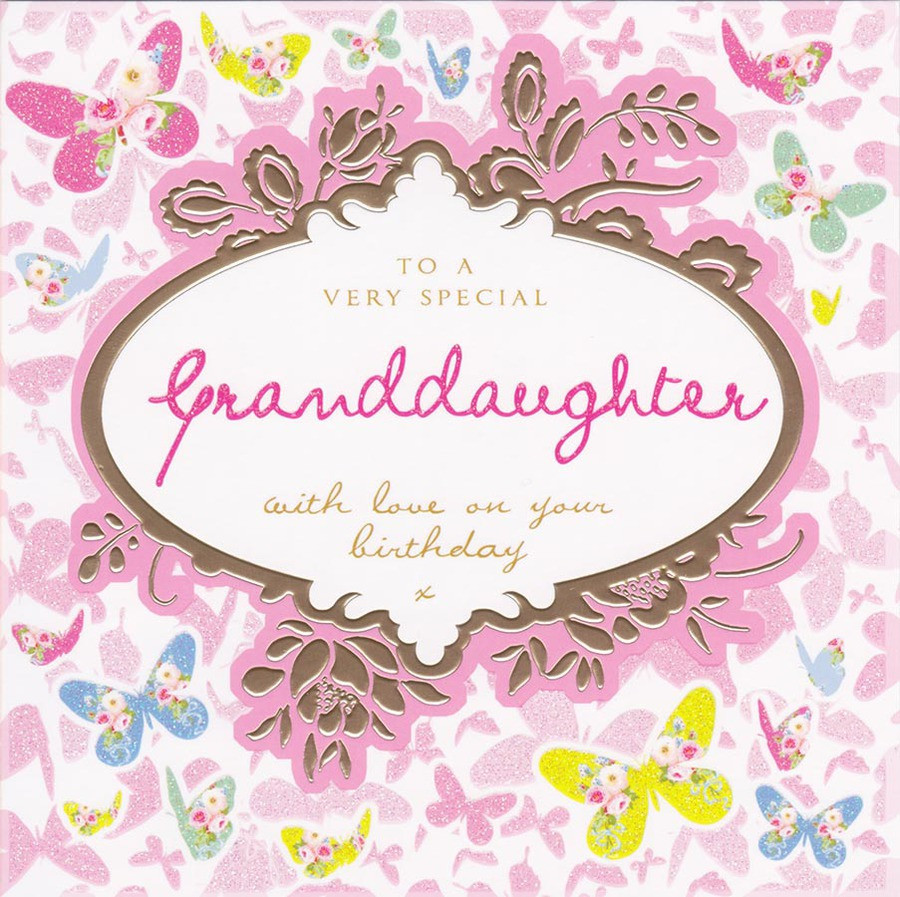 Best ideas about Granddaughter Birthday Quotes . Save or Pin Happy 2nd Birthday Granddaughter Quotes QuotesGram Now.
