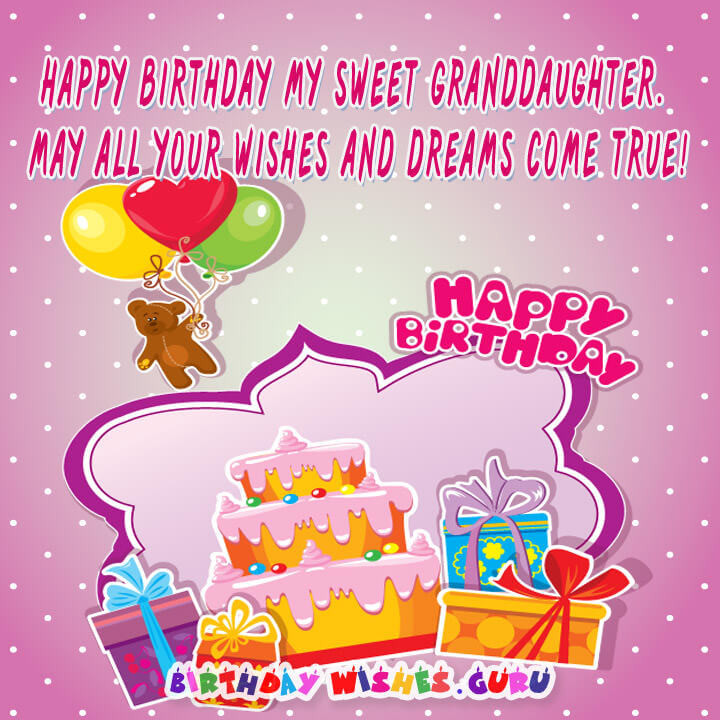 Best ideas about Granddaughter Birthday Wishes . Save or Pin Happy Birthday Wishes for Granddaughter Now.