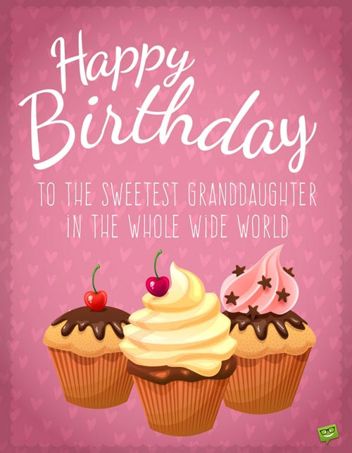 Best ideas about Granddaughter Birthday Wishes . Save or Pin Birthday Wishes for your Granddaughter Now.