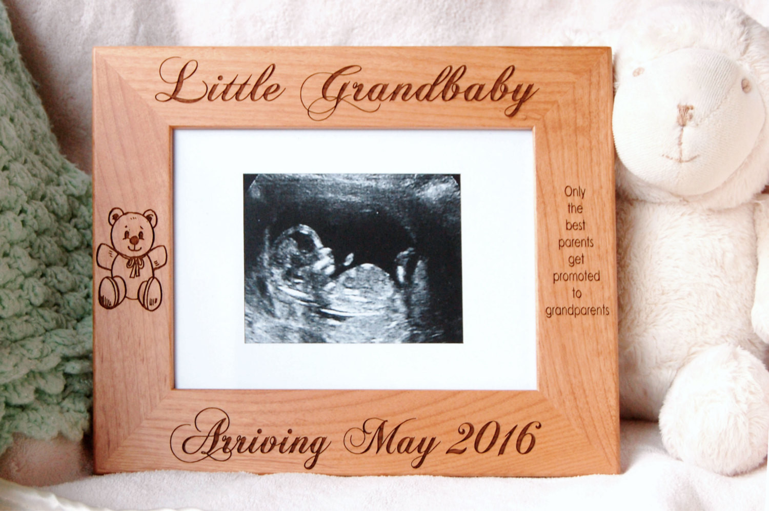 Best ideas about Grandparent Gift Ideas For New Baby . Save or Pin New Grandma Gift Grandma to Be Pregnancy Announcement New Now.