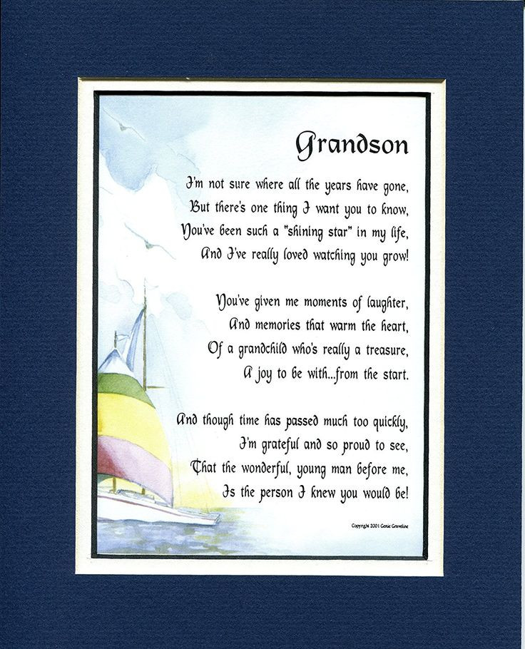 Best ideas about Grandson Birthday Quotes . Save or Pin Best 25 Grandson quotes ideas on Pinterest Now.