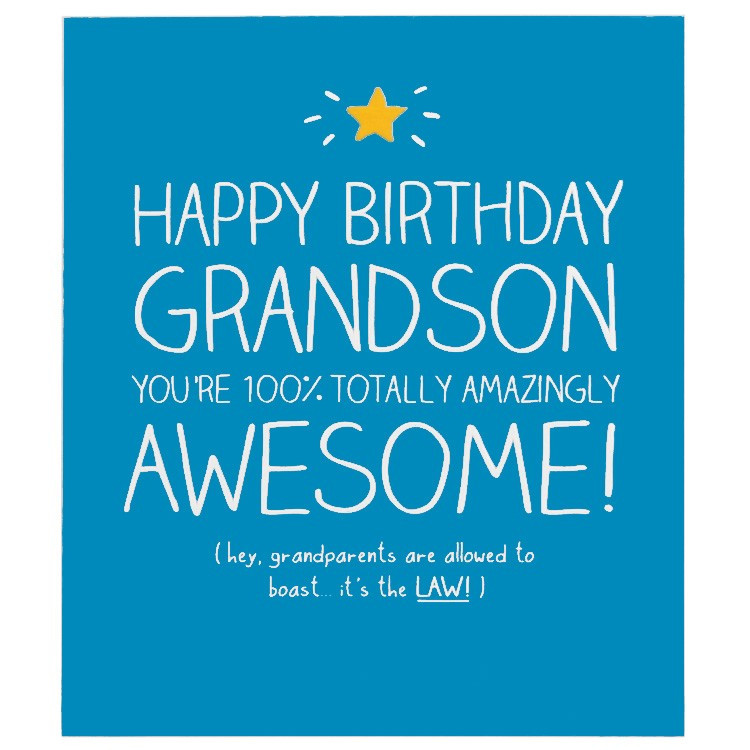 Best ideas about Grandson Birthday Quotes . Save or Pin Happy Birthday Grandson Quotes QuotesGram Now.