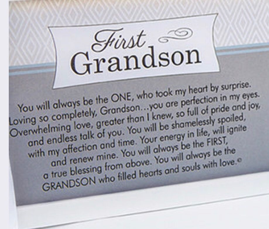 Best ideas about Grandson Birthday Quotes . Save or Pin My Peanut Roscoe Hunter Brown you will always be my Now.