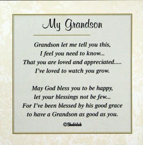 Best ideas about Grandson Birthday Quotes . Save or Pin Best 25 Grandson birthday quotes ideas on Pinterest Now.