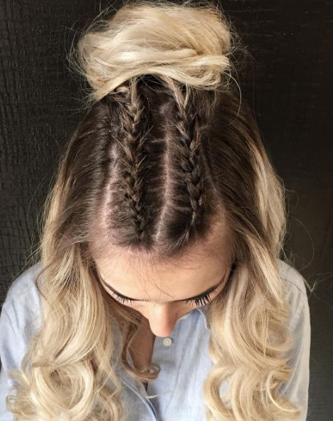 Best ideas about Greasy Hair Hairstyle . Save or Pin Best 25 Greasy hair styles ideas on Pinterest Now.