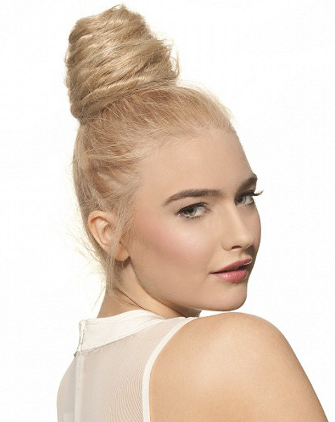 Best ideas about Greasy Hair Hairstyle . Save or Pin Simple Hairstyles for Greasy Hair Twist Bun Now.