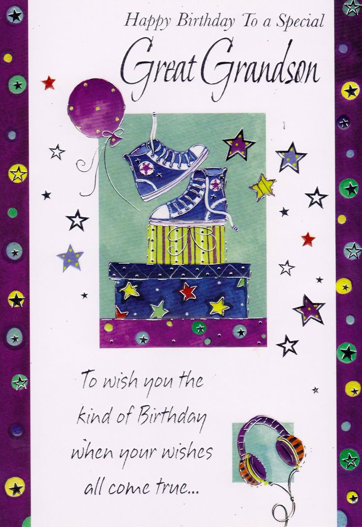 Best ideas about Great Birthday Wishes . Save or Pin happy 10 bday great grandson Now.