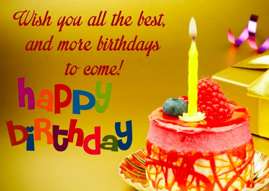Best ideas about Great Birthday Wishes . Save or Pin Great Happy Birthday Wishes Messages for your Now.