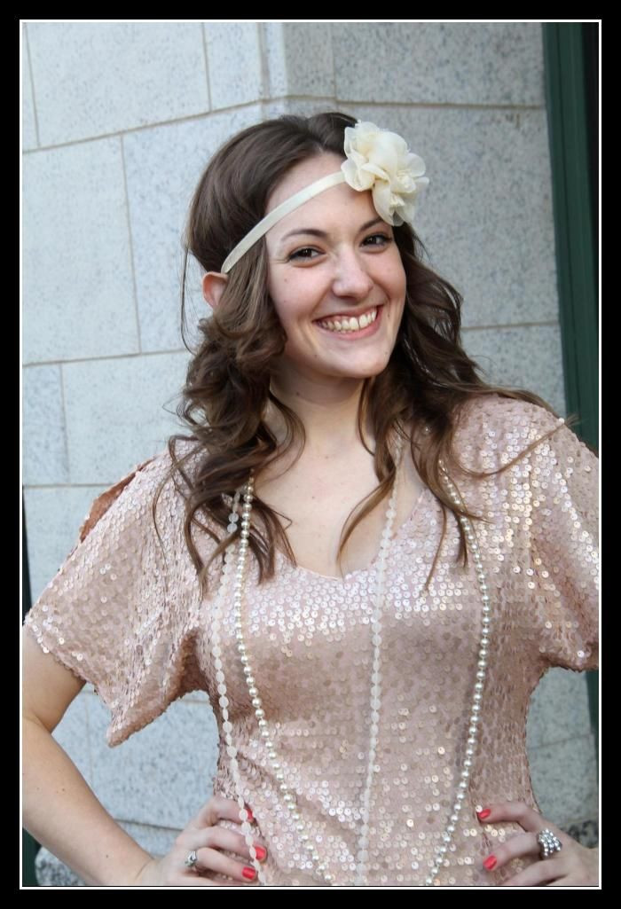 Best ideas about Great Gatsby Costumes DIY . Save or Pin Homemade Great Gatsby Costume Roaring 20s Now.