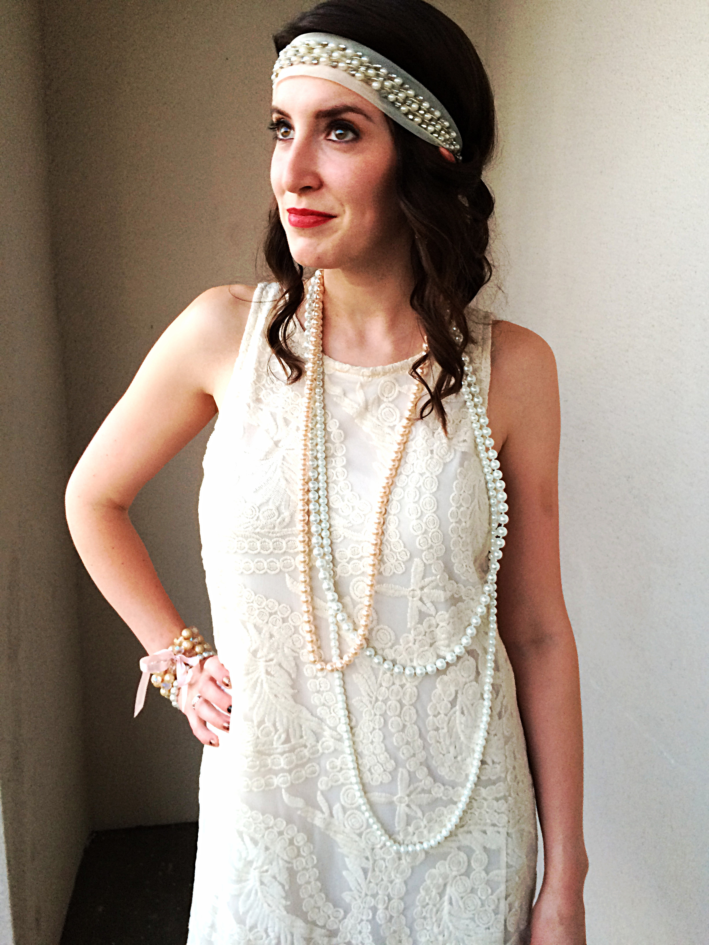 Best ideas about Great Gatsby Costumes DIY . Save or Pin Easy 20's Flapper Dress Costume DIY Sewing Tutorial Now.