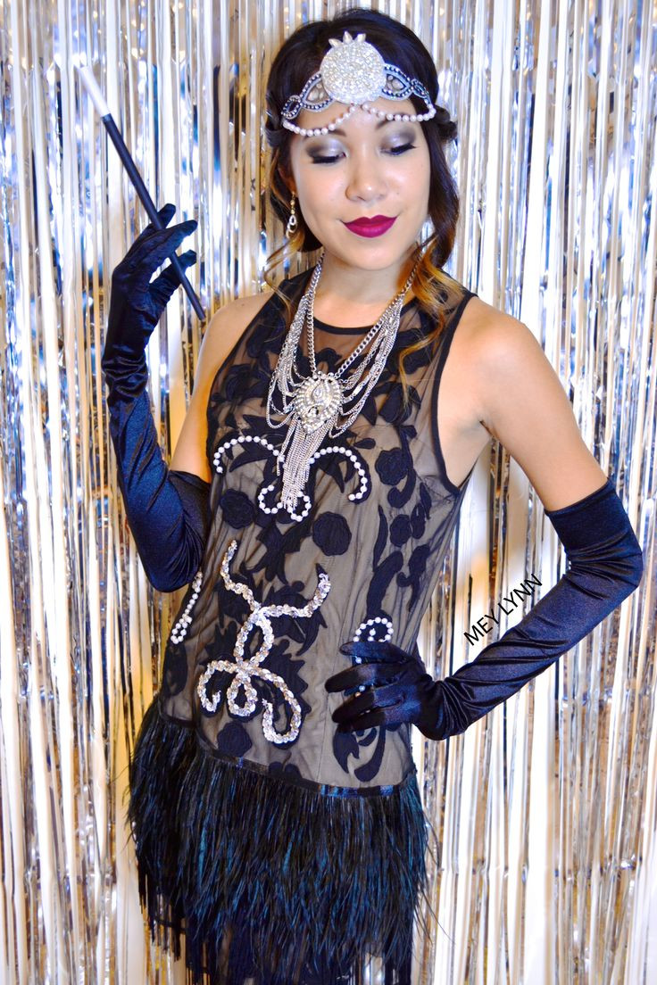 Best ideas about Great Gatsby Costumes DIY . Save or Pin 17 Best images about Great Gatsby Cotton Club Now.