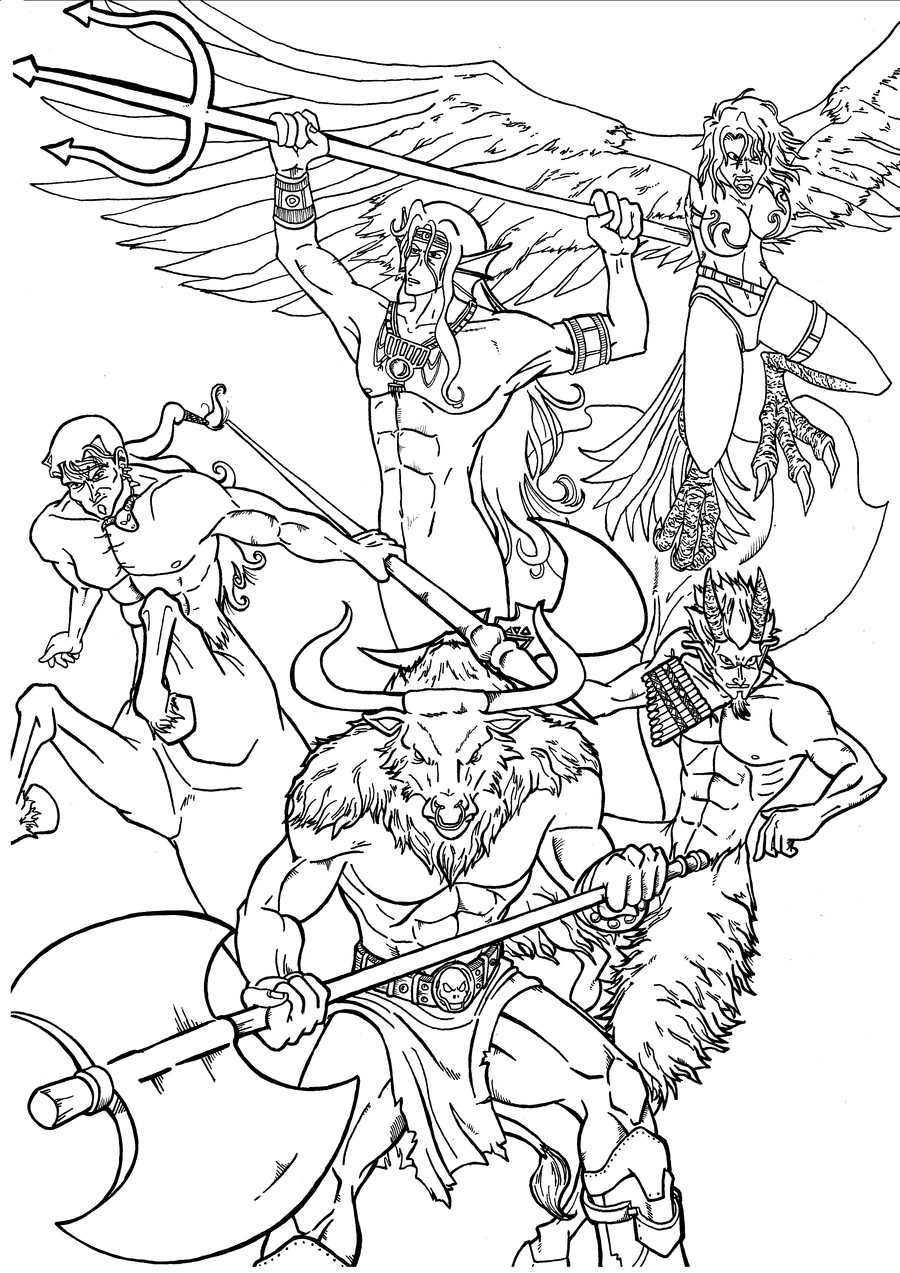 Best ideas about Greek Mythology Printable Coloring Pages Gods . Save or Pin Free Printable Greek Goddess Coloring Pages Coloring Home Now.