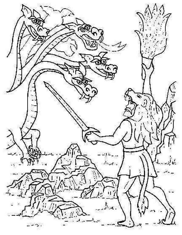 Best ideas about Greek Mythology Printable Coloring Pages Gods . Save or Pin HERCULES GREEK MYTHOLOGY COLORING PAGES Αναζήτηση Google Now.