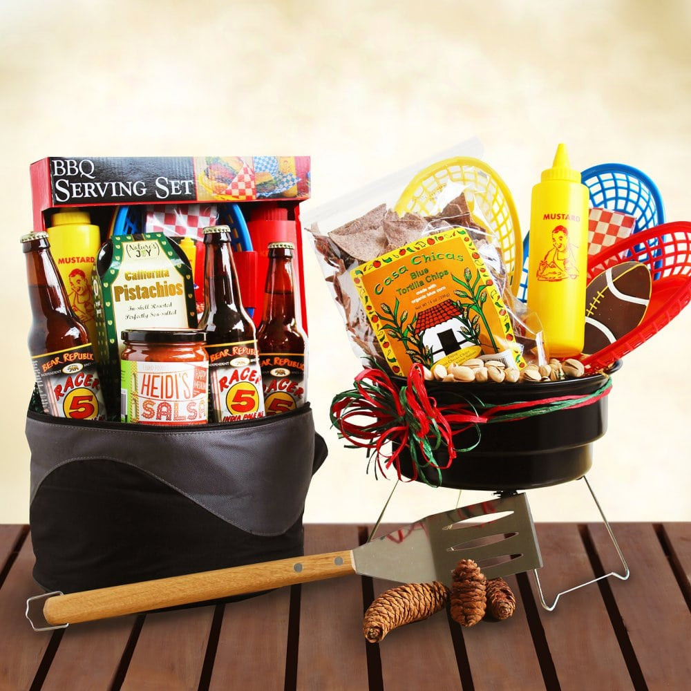 Best ideas about Grilling Gift Basket Ideas . Save or Pin 7 Best Gift Baskets for Men 2018 – Awesome Gift Basket Now.