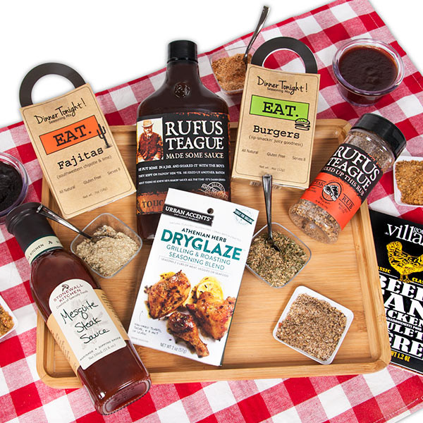 Best ideas about Grilling Gift Basket Ideas . Save or Pin Barbecue Boss BBQ Gift Basket by GourmetGiftBaskets Now.