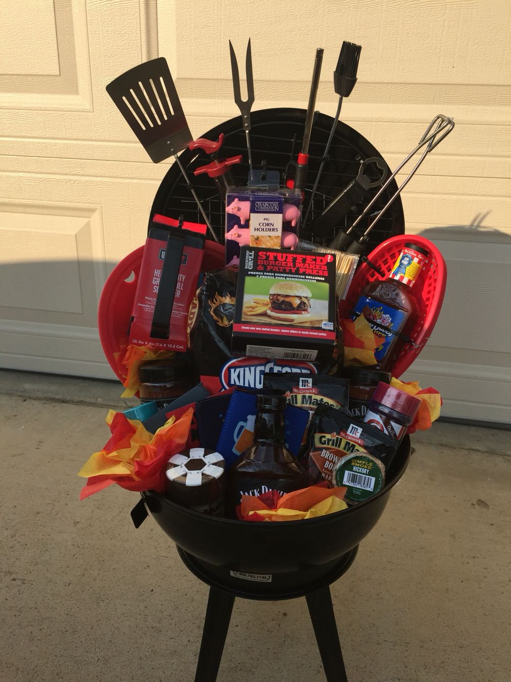 Best ideas about Grilling Gift Basket Ideas . Save or Pin My BBQ t basket … t ideas Now.