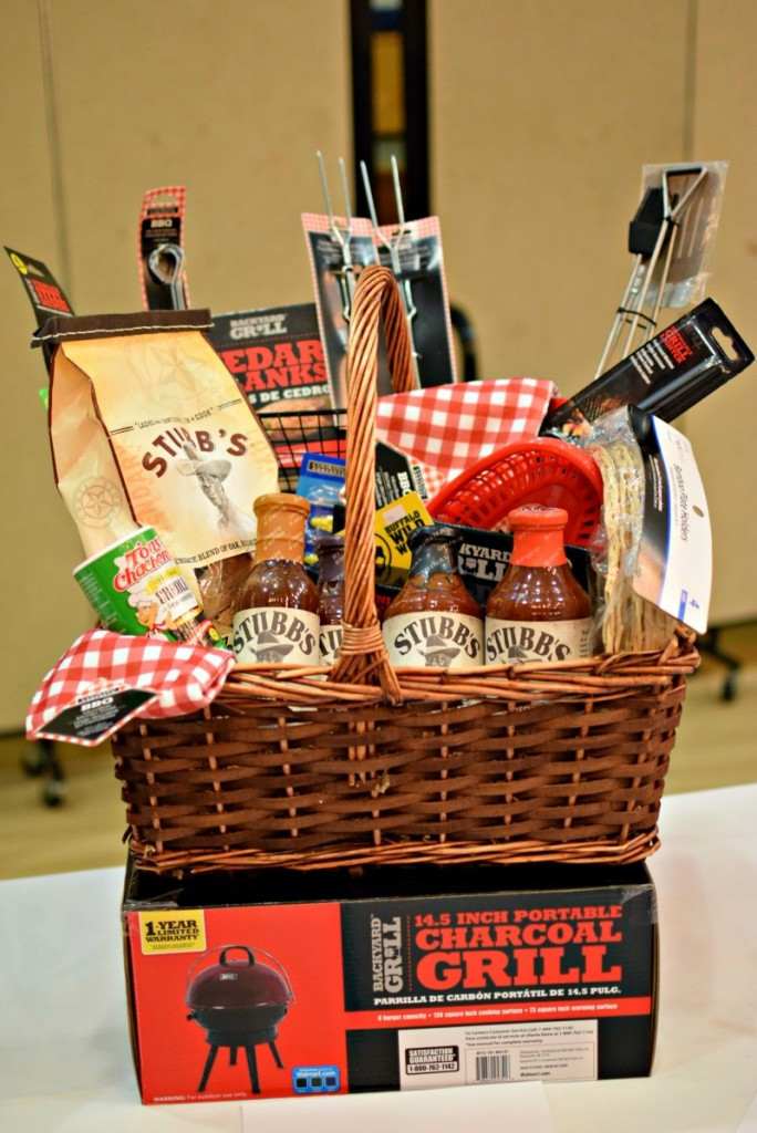 Best ideas about Grilling Gift Basket Ideas . Save or Pin 12 Gift Basket Ideas Joyful Musings Now.