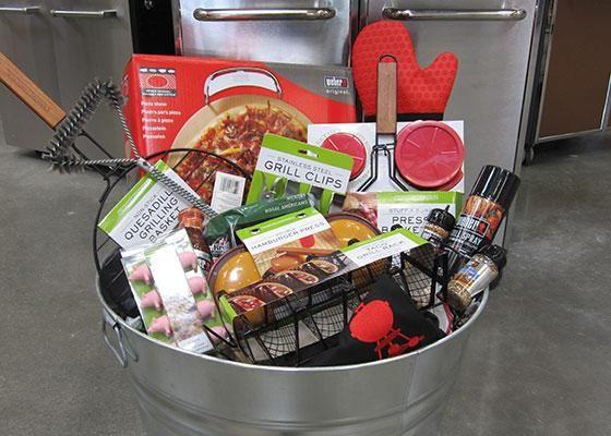 Best ideas about Grilling Gift Basket Ideas . Save or Pin 22 best images about Grilling t baskets on Pinterest Now.