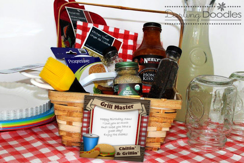 Best ideas about Grilling Gift Basket Ideas . Save or Pin Gift Basket Now.