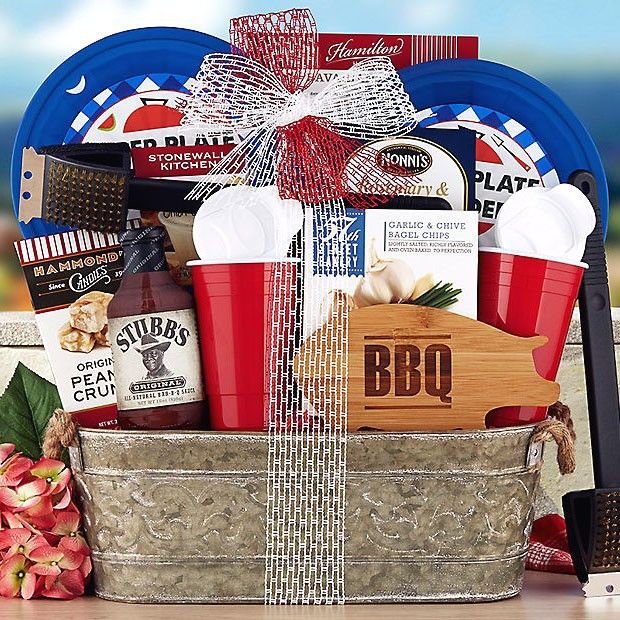 Best ideas about Grilling Gift Basket Ideas . Save or Pin Bar B Q Grilling Gift Basket Now.