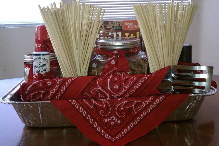 Best ideas about Grilling Gift Basket Ideas . Save or Pin 1000 images about Grilling basket ideas on Pinterest Now.